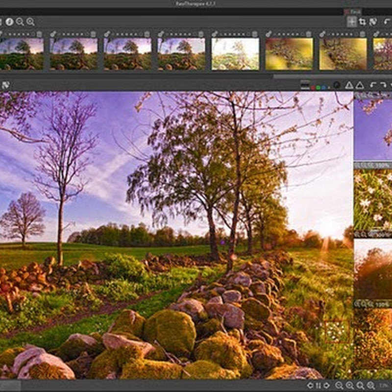 RawTherapee is a cross-platform raw image processing program