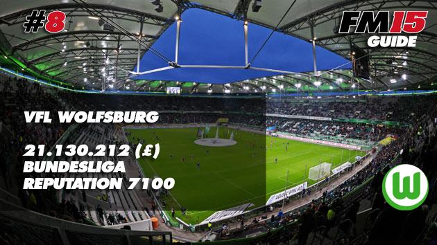 VFL Wolfsburg FM15