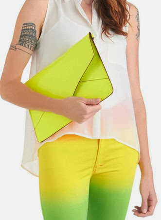 bright-neon-yellow-tablet-clutch-removable-straps-4
