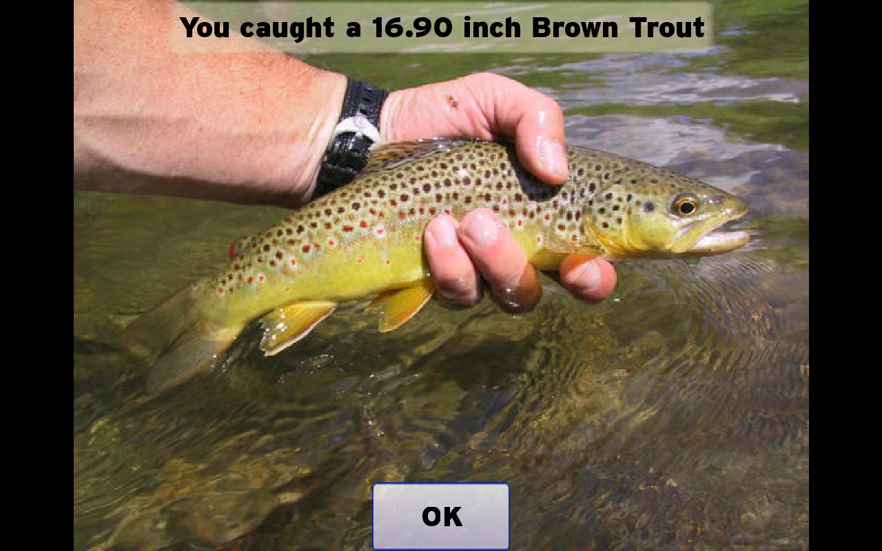Fly fishing simulator android apps on google play for Unblocked fishing games