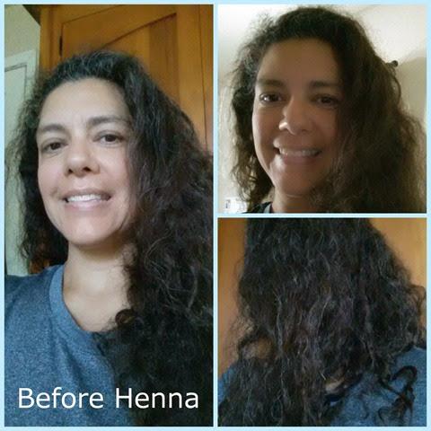 Before Henna