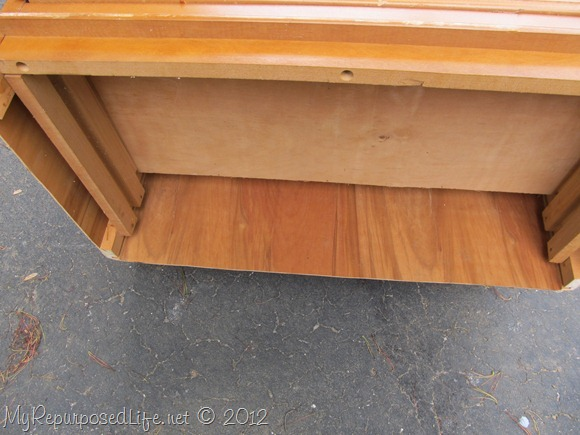 Chest of Drawers into Entertainment Center (18)