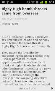 Idaho State Journal - screenshot thumbnail