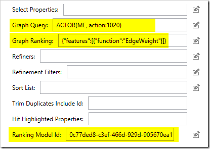 Tech And Me Office Graph Support In The Sharepoint 2013 Search