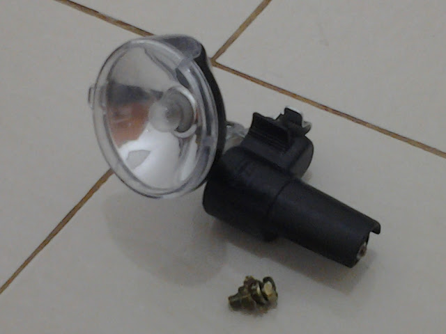 Toko online spare parts sepeda: LAMPU SEPEDA MINI