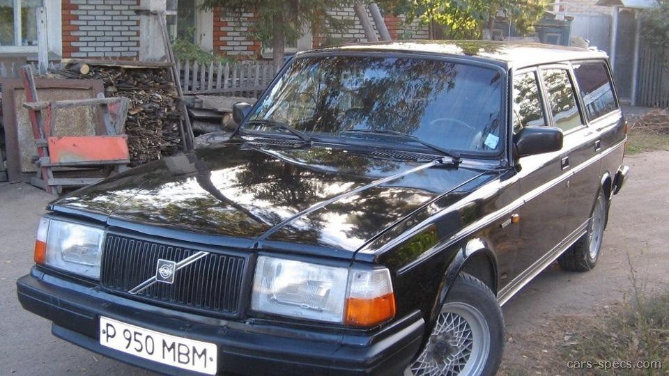 Daily Turismo: Checks All The Boxes- 1991 Volvo 240 5.0 Wagon   1991 Volvo 240 Wagon