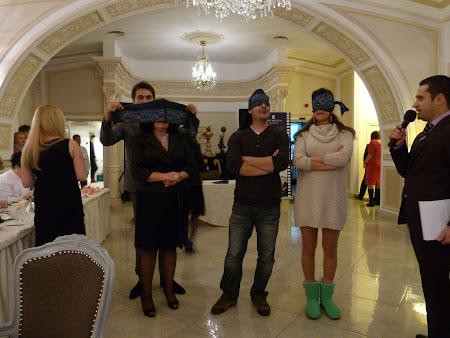 Hotel Grand Continental Bucuresti: concurs de ghicit mirodenii
