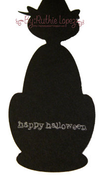 Cat svg - Platypus Creek Digitals - Halloween Card 3
