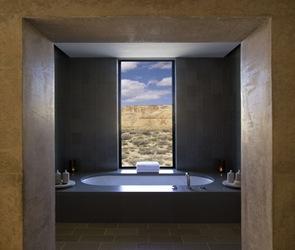 bañera-de-diseño-Resort-Spa-Amangiri