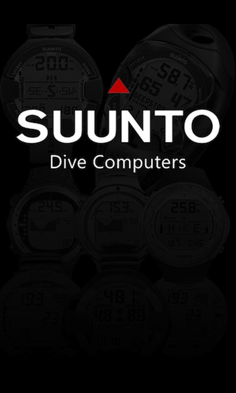 Suunto Dive Computers Training- screenshot