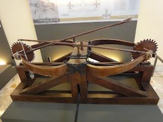 Musée de la Science et Technique Leonard de Vinci à Milan