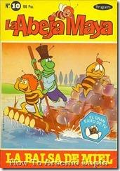 P00010 - La abeja Maya #10
