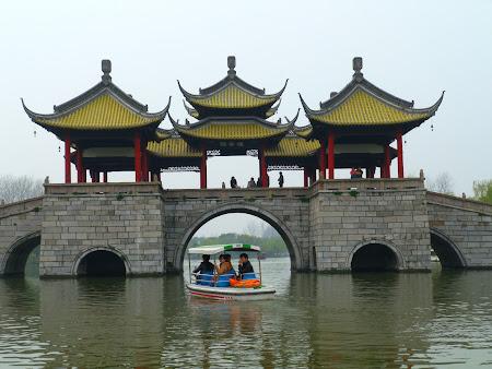 Obiective turistice Yangzhou:  West Lake