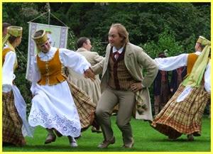 Danza tradicional lituana