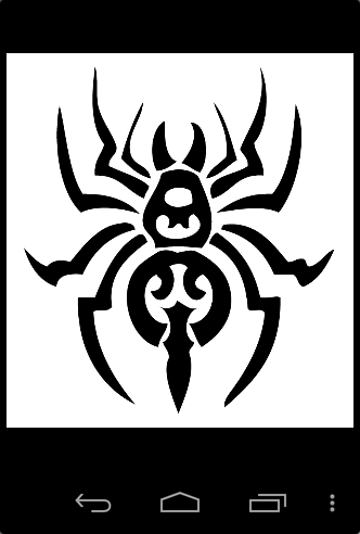 Tribal Spider Ideas