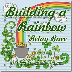 building a rainbow relay race