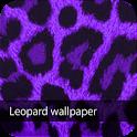 purple leopard wallpaper ver4 icon