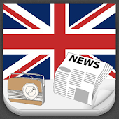 British Radio and Newspaper
