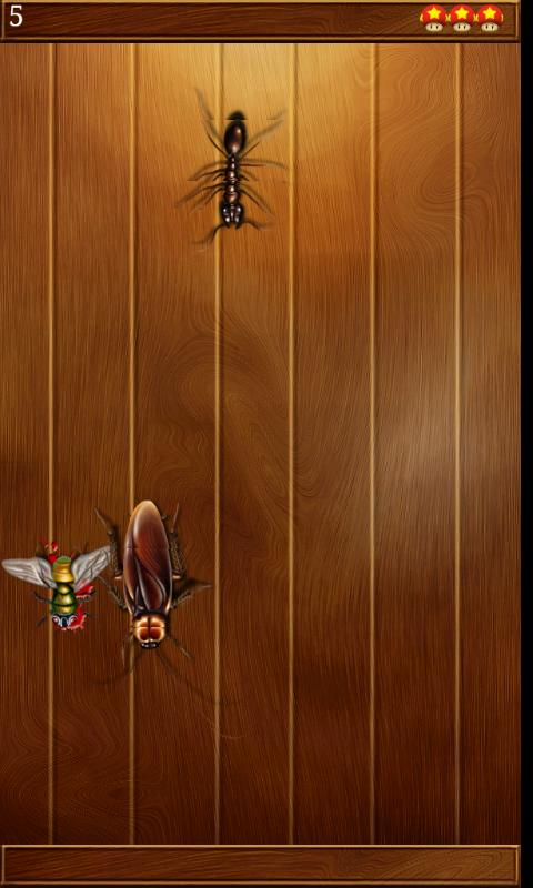 Bug Smasher FREE - screenshot