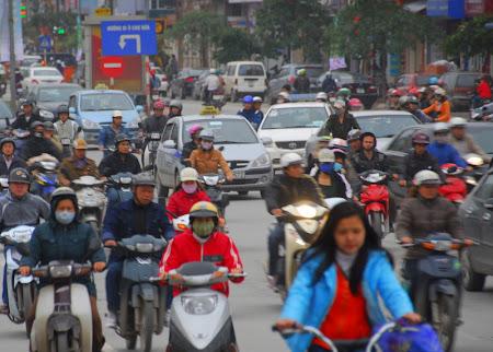 Iunia Pasca: Trafic in Vietnam