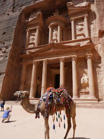 Obiective turistice Iordania: Tezaur Petra