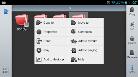 ES File Explorer File Manager Screenshot 16