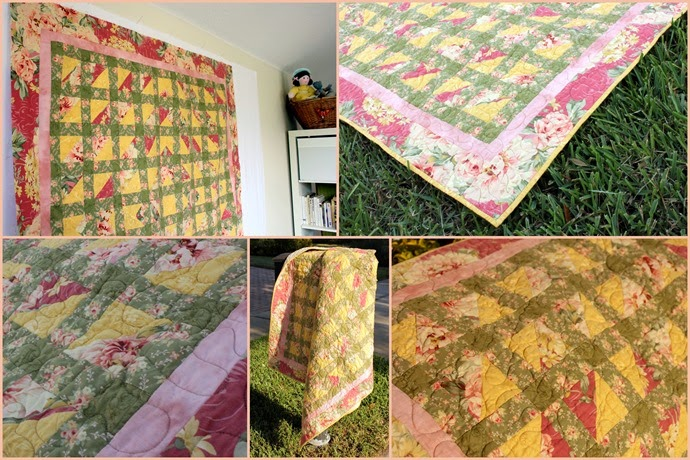 Beatrice mistery quilt