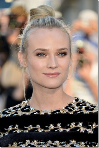 Diane Kruger in Valentino at Toronto Film Festival 2012