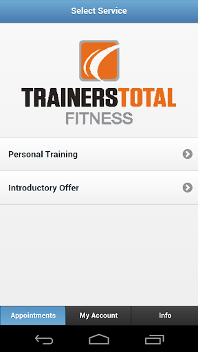 Trainers Total Fitness