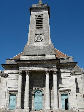Eglise Saint-Pierre à Besançon