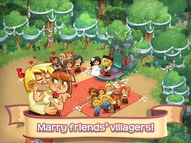 android Village Life: Love & Babies Screenshot 7