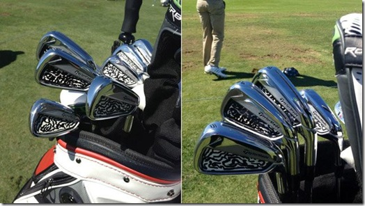 New Secret 2013 TaylorMade Tour Irons Spotted At Shriners