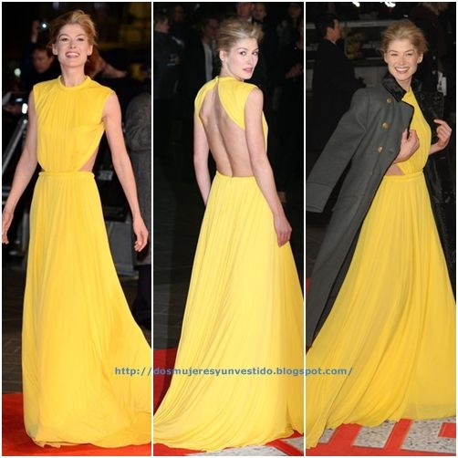 Rosamund Pike Jack Reacher Premiere (1)