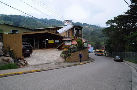 Obiective turistice Costa Rica: In Santa Elena