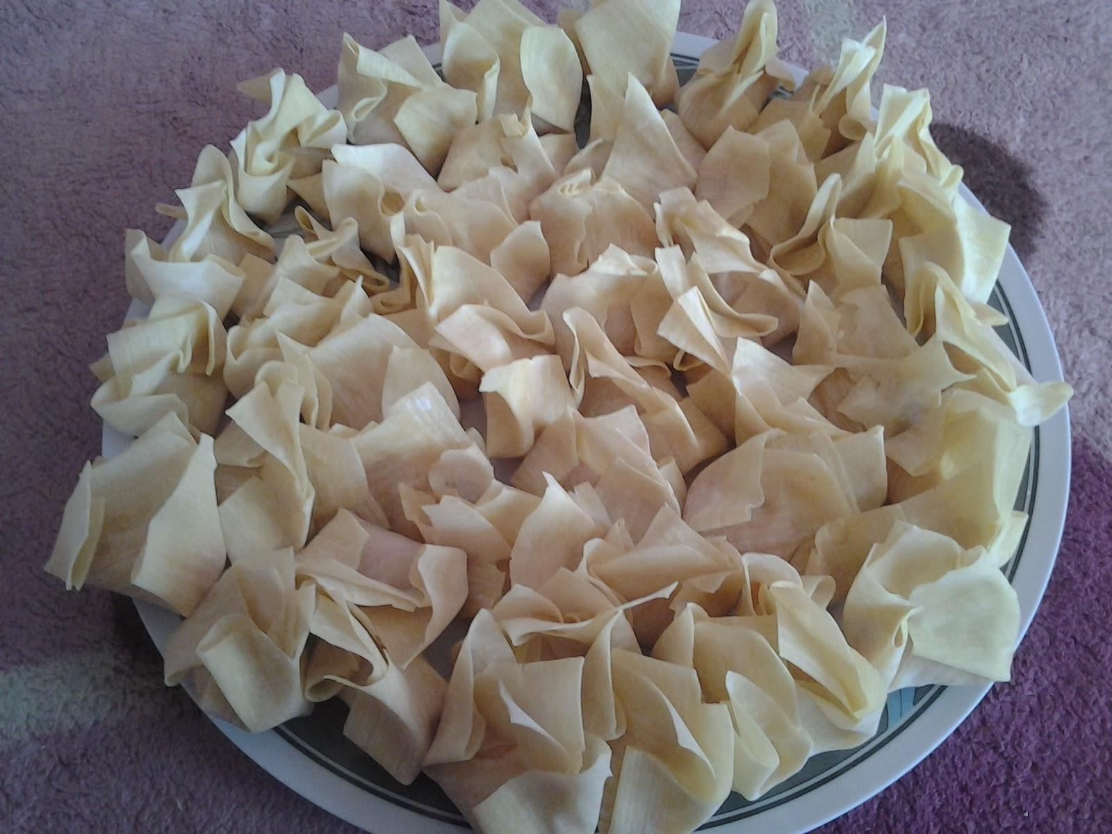 I Am Fatin :. *~: [Recipe - Chinese] Wantan Goreng