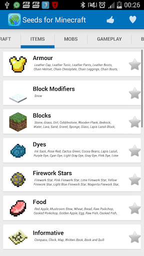 Seed for Minecraft