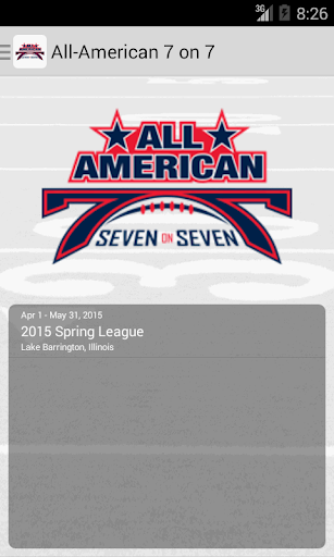 All-American 7 on 7