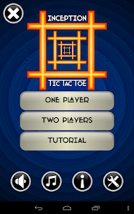 Inception Tic Tac Toe- screenshot thumbnail