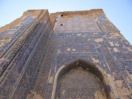 Orasul lui Timur Lenk: Ak-Saray, palatul alb