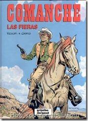P00015 - Comanche  - Las fieras #1