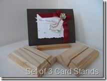 Card Stands