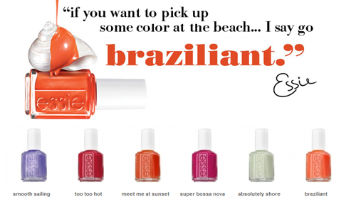 essie braziliant