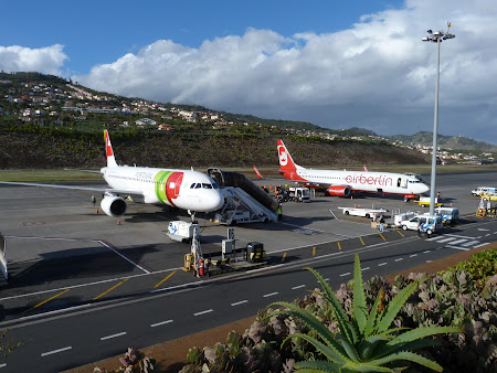 Aeroportul Funchal Madeira