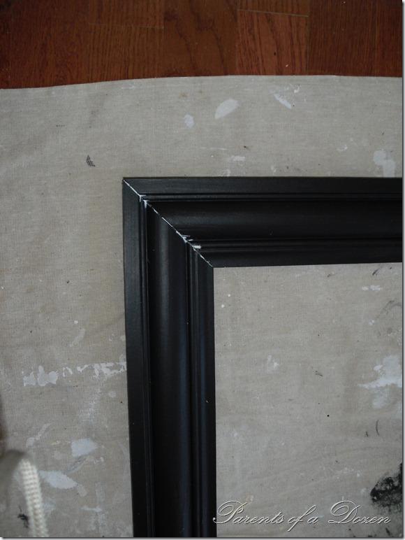How To Frame A Mirror Bonnie Donahue