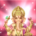 Ganesha live wallpaper free icon