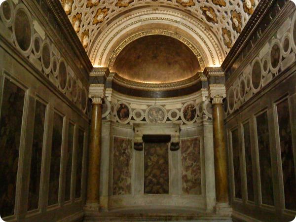 palacio ducal  capilla urbino