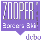 Borders Zooper Skin