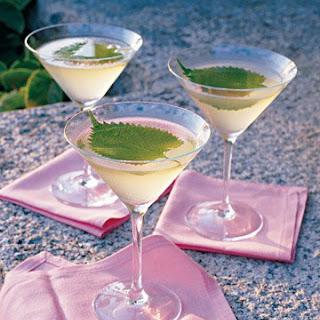 Shiso Martinis