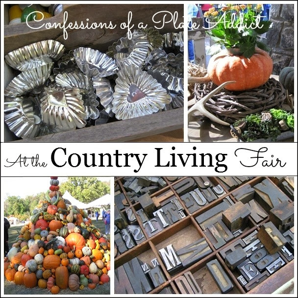 CONFESSIONS OF A PLATE ADDICT At the Country Living Fair
