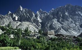Hushe Valley Pakistan